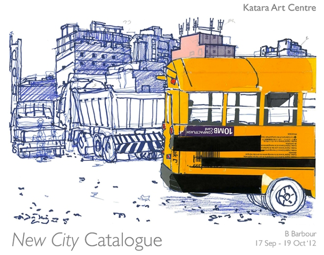 Yellow Bus, Screenprint Ed. 25
