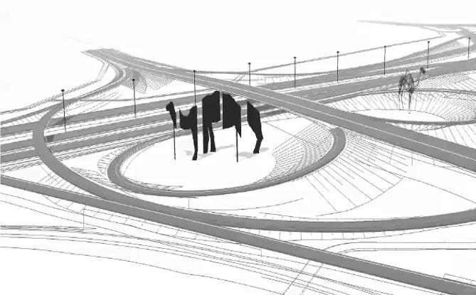 camels frag roundabout