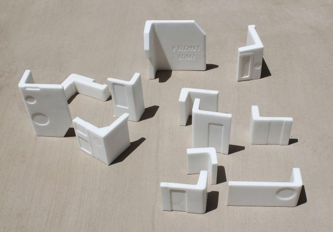 marble blocks long